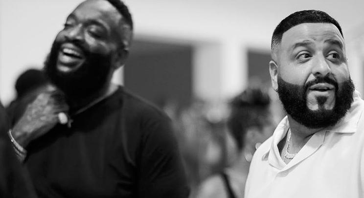 DJ Khaled Bags Another Milestone