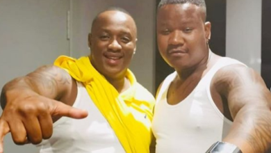 Photo of Jub Jub Comes Through With A New Single 'Rapela' Feat. Mthokozisi Ndaba
