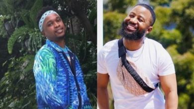 Photo of Scoop Makhathini Compliments Cassper For Being The First Rapper To Fuse Amapiano With Hip Hop