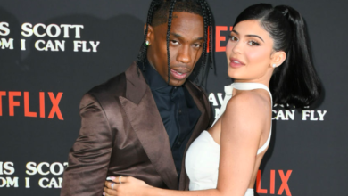 Photo of Travis Scott reacts to allegations that he cheated on Kylie Jenner