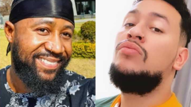 Photo of AKA's Reaction To Being Reminded Of Cassper Saying God Bless Him After He Slapped Him