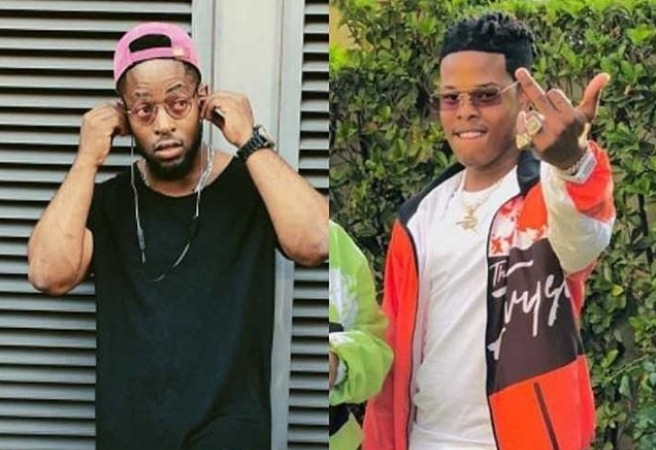 Prince Kaybee Tells Nasty C To Get The F*ck Out Of Here