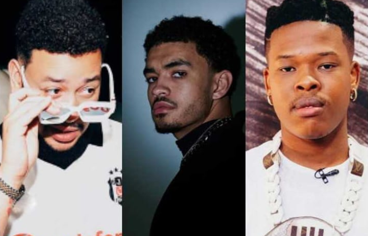 'Nasty & Shane Are My Guys,' Says AKA After Fans Claim There's Beef
