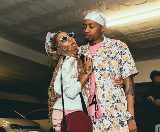 SA Rappers And Their Girlfriends 2019 4