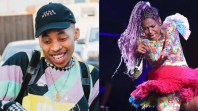Photo of Tshego & Sho Madjozi Tease An Upcoming Collaboration Through Some Lit Dance Moves