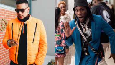 Photo of AKA Reacts To Burna Boy's Decision To Donate Africa Unite Proceeds To Xenophobia Victims