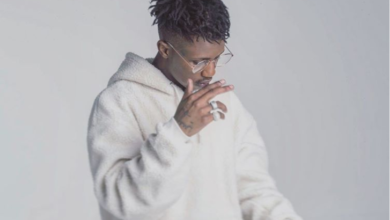 Photo of Emtee Reacts To Seeing His Look Alike