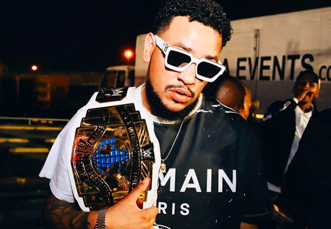 """I'm definitely the biggest hip hop artist in Africa "" Says AKA"