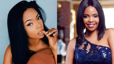 Photo of Rouge Explains Why She Didn't Take A Picture With International Actress Terry Pheto When They Met