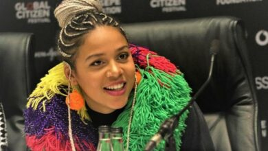 "Photo of ""Rap is not a genre but a verb,"" Sho Madjozi Educate Fans"