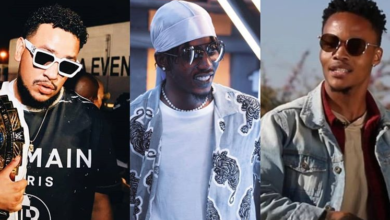 Photo of AKA, Zingah & More React To Flame Clapping A Fan During His Performance