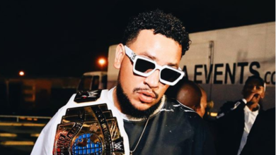 Photo of AKA Reacts To A Fan Getting A Tattoo Of His Face