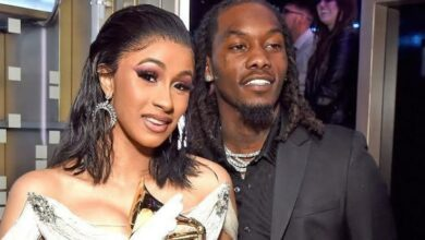 Photo of How Cardi B Defended Offset After Tekashi69's Girlfriend Made Claims That He Slid On Her DMs