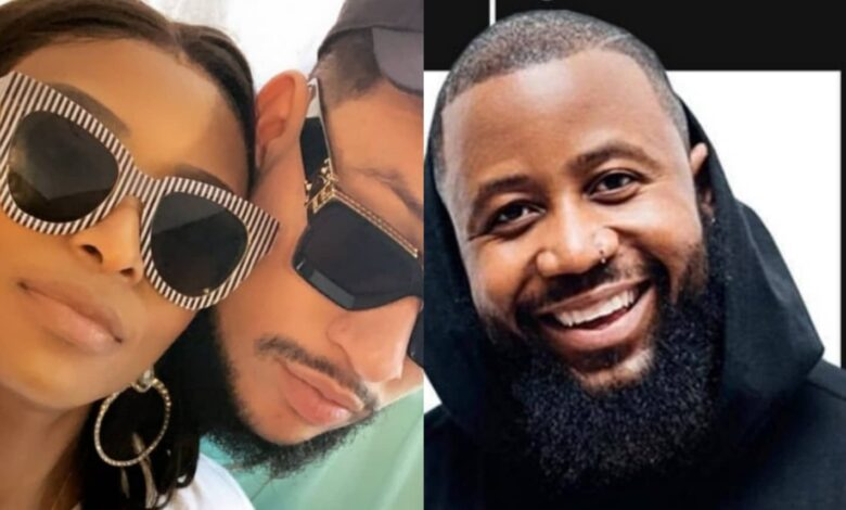 Cassper At The Centre Of AKA And Zinhle's Breakup?