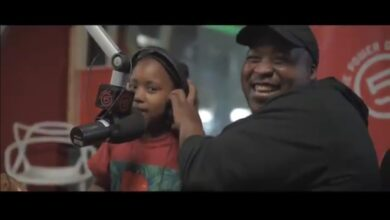 Photo of Watch! Stogie T's Daughter Spits A Freestyle That Put Many Rappers To Shame