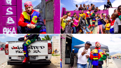 Photo of YoungstaCPT Drops Just Be Lekker Visuals