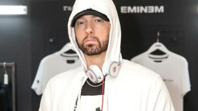 "Photo of Eminem Comes Through With A Surprise 20-Track Album ""Music To Be Murdered By"""