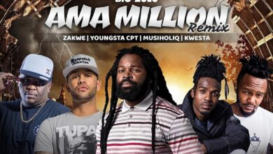 Photo of Big Zulu Finally Drops AmaMillion Remix Feat. Kwesta, Zakwe, YoungstaCPT & Musiholiq