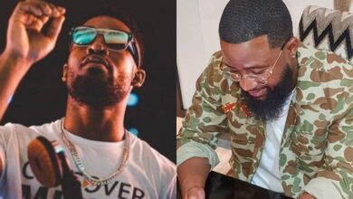 """Photo of """"You so obsessed with me"""" – Cassper Fires Back At Prince Kaybee After He Ignites Beef"""
