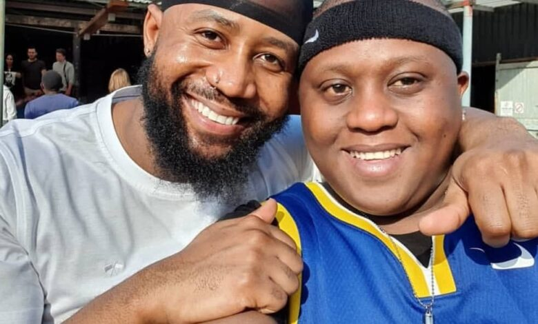 Cassper Details The One Time He Had A Physical Fight With Carpo!