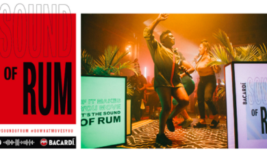 Photo of #DoWhatMovesYou this Summer with the Bacardi #SoundOfRum
