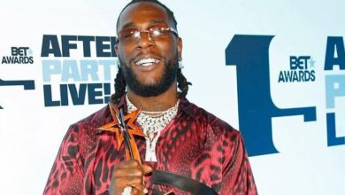 Photo of How Burna Boy Reacted To Losing At The Grammy Awards