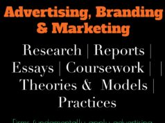 Branding-advertising and Marketing