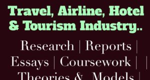 Travel- airline- hotel and tourism industry industry Industry – Sector Travel tourism industry 300x160