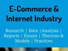 E-Commerce and Internet Industry- MBA E-commerce