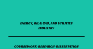 ENERGY, OIL & GAS, AND UTILITIES industry Industry – Sector ENERGY OIL GAS AND UTILITIES 300x160