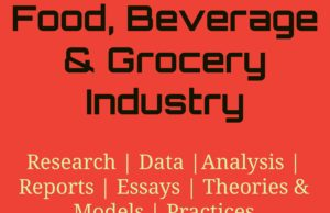 Food, Beverage and Grocery Industry- MBA Retail Management mba knowledge MBA Knowledge With Free Resources and Tools Food Beverage Grocery Industry 300x194