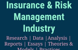 Insurance and Risk Management Industry- MBA Risk Management mba knowledge MBA Knowledge With Free Resources and Tools Insurance and Risk Management Industry 300x194