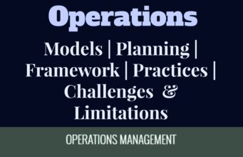 operations management models, approaches, framework, processes, benefits and limitations mba knowledge MBA Knowledge With Free Resources and Tools operations