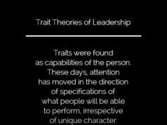 trait-theories-of-leadership