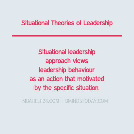 situational-theories-of-leadership