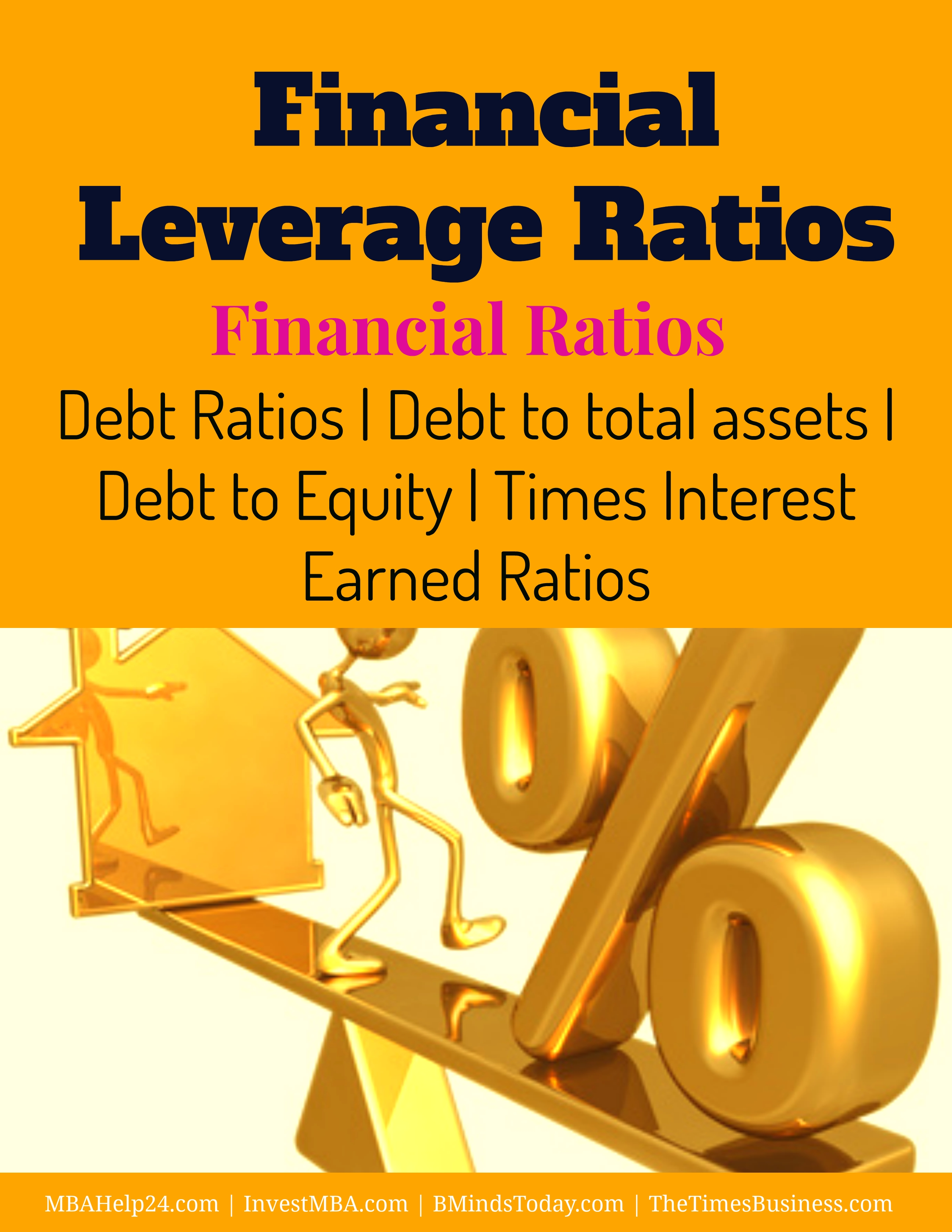 Financial Leverage Ratios- Debt ratio,Total Assets, Equity ratio, Times Interest Earned ratio Debt Financial Leverage Ratios   Debt   Total Assets   Equity   Times Interest Earned Financial Leverage Ratios Debt ratioTotal Assets Equity ratio Times Interest Earned ratio