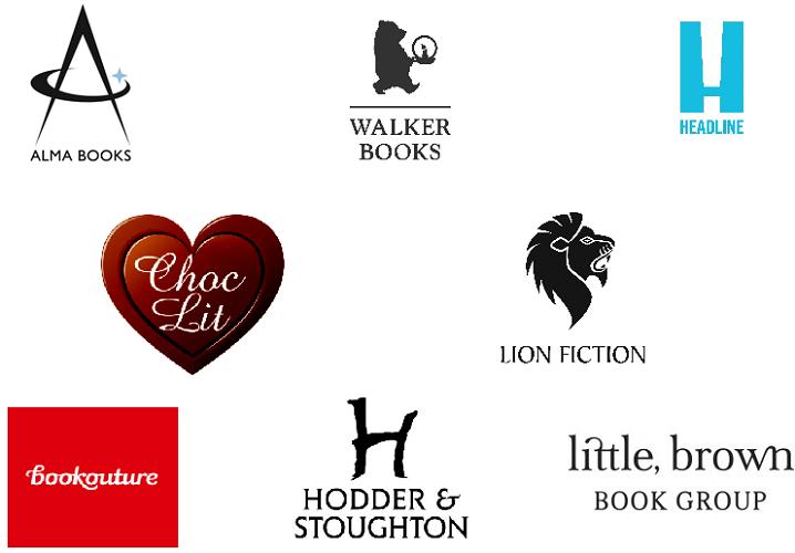 Book Logos