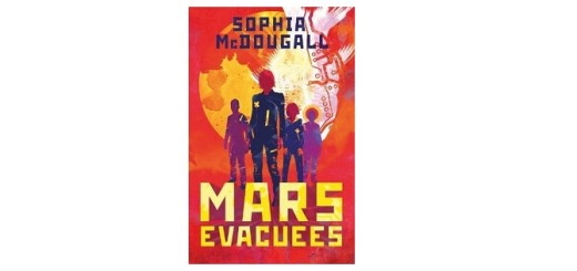 Feature Image - Mars Evacuees by Sophie Mcdougall