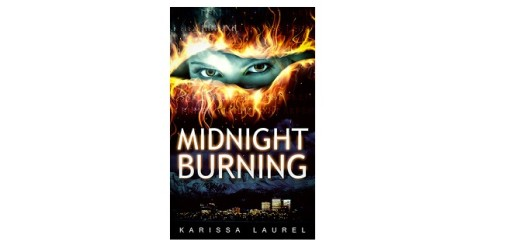 Feature Image - Midnight Burning by Karissa Laurel