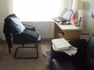 Terry Tyler's Office