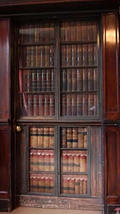 Charles Dickens' Bookcase