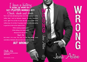 wrong by Jane Aston
