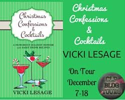 Christmas Confessions and Cocktails poster
