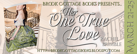 Her one True love blog tour poster