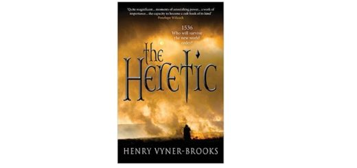 Feature Image - the Heretic by Henry Vyner-Brooks