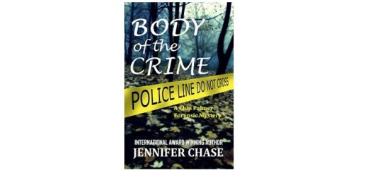 Feature Image - Body of the Crime by Jennifer Chase