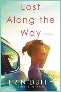Lost along the way book cover