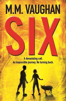 Six by M.M Vaughan
