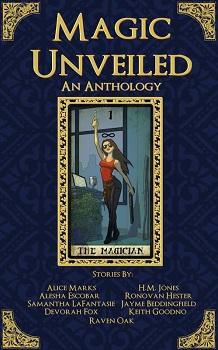 Magic Unveiled book cover