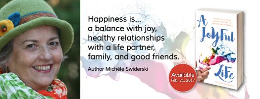A joyful life poster